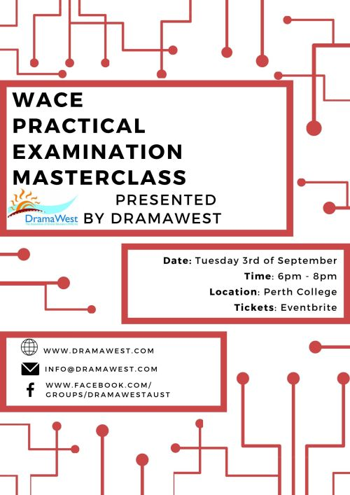 Copy of WACE PRACTICAL EXAMINATION MASTERCLASS Final-2